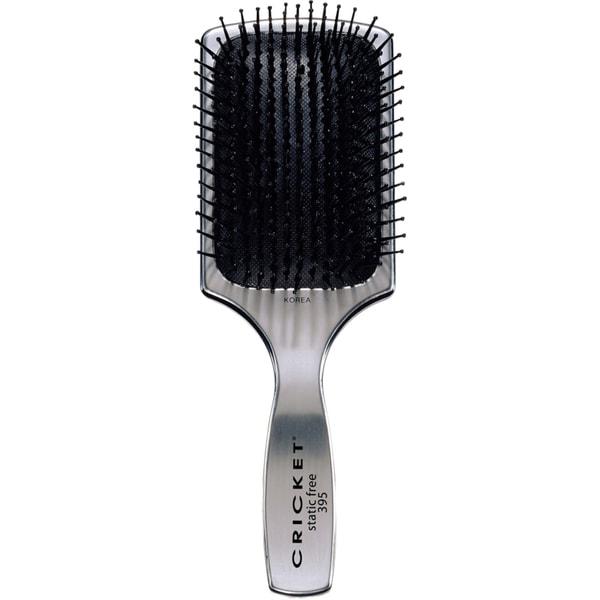 Cricket Visage Static Free Paddle Brush