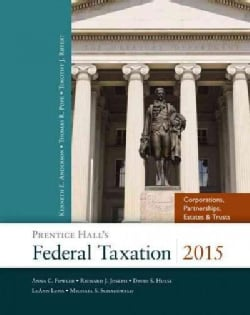 Prentice Hall's Federal Taxation 2015: Corporations, Partnerships, Estates & Trusts (Hardcover)