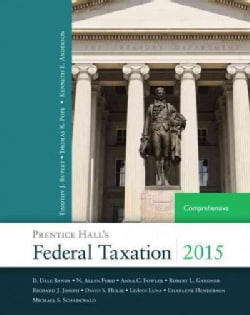 Prentice Hall's Federal Taxation 2015 (Hardcover)