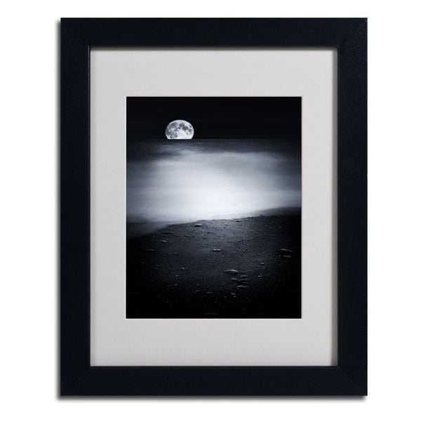 Philippe Sainte-Laudy 'Black Sweat' Framed Matted Art