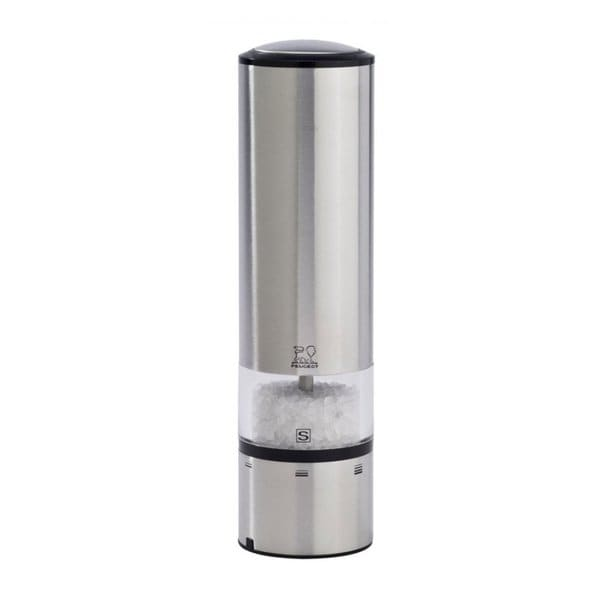 Peugeot Elis Sense u'Select Electric Salt Mill - Stainless Steel