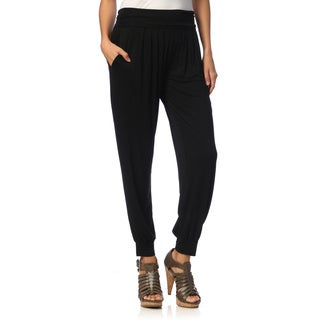 White Mark Women's Aladdin Pants