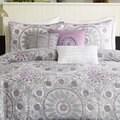 Madison Park Seville Cotton 6-piece Duvet Cover Set