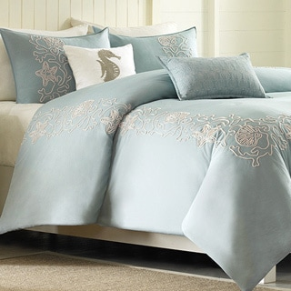 Harbor House Sarah 3-piece Cotton Duvet Cover Set
