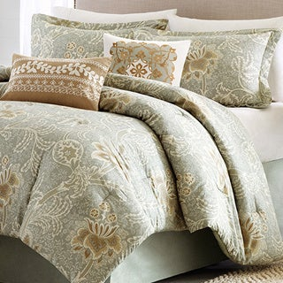 Harbor House Cline 4-piece Cotton Comforter Set