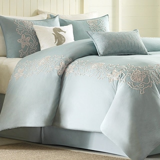 Harbor House Sarah 4-piece Cotton Comforter Set