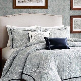 Harbor House Naples 3-piece Cotton Duvet Cover Set