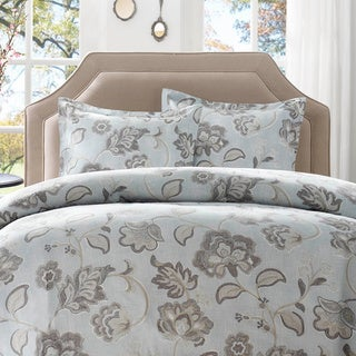 Harbor House Lynnwood Cotton 3-piece Duvet Cover Set