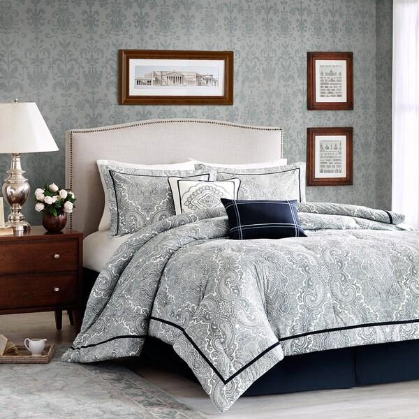 Harbor House Naples 4 Piece Cotton Comforter Set