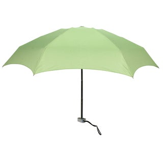 Leighton 'Genie II' Light Green Manual Compact Umbrella