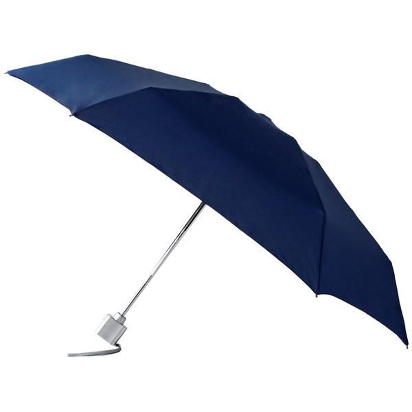 Leighton Navy Blue 43-inch Umbrella