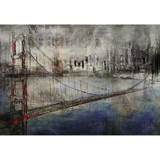 'San Francisco Bay' Canvas