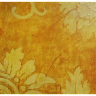 'Golden Damask' Wall Art