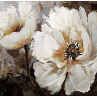 'Magnolia Blossom' Gallery-Wrapped Canvas