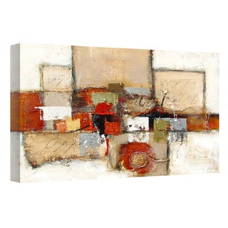 'Paint the Town Red' Canvas Art