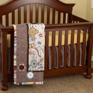 Cotton Tale Penny Lane 3-piece Crib Bedding Set