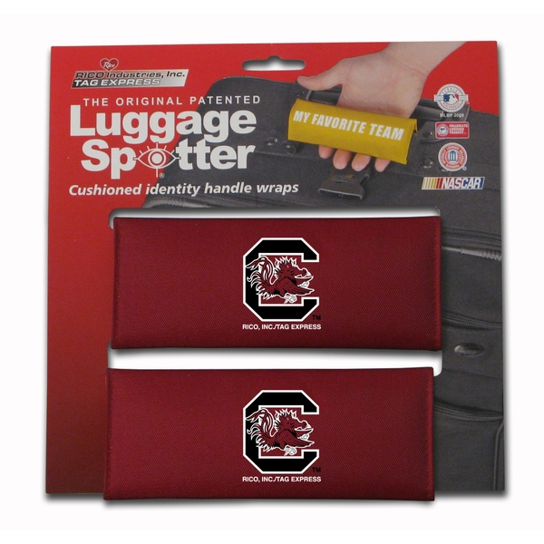 NCAA South Carolina Gamecocks Original Patented Luggage Spotter 12715486
