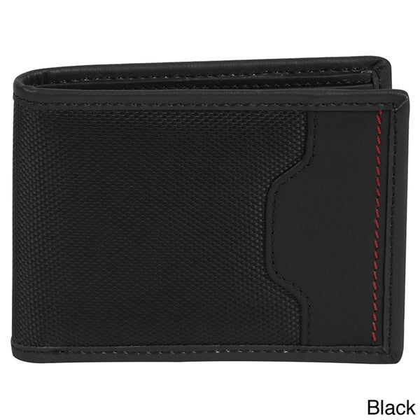 Travelon Safe ID Accent Deluxe Billfold Wallet