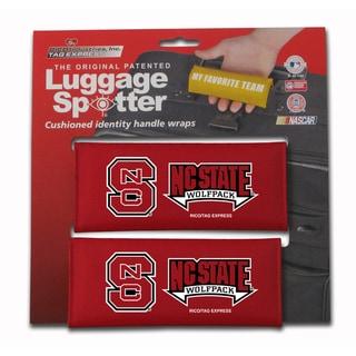 NCAA North Carolina State Wolfpack Original Patented Luggage Spotter