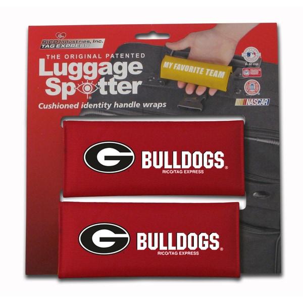 NCAA Georgia Bulldogs Original Patented Luggage Spotter