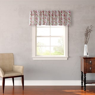 Laura Ashley 'Whitley' 18-inch Floral Valance