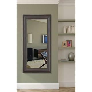 American Made Rayne Brazilian Walnut Tall Mirror
