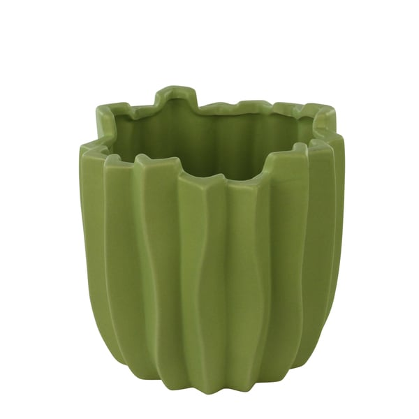 Lime Carolina Medium Vase