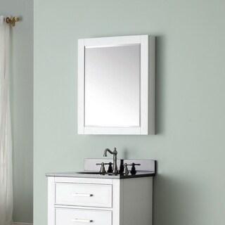 Avanity Modero 28-inch Mirror Cabinet in Espresso Finish