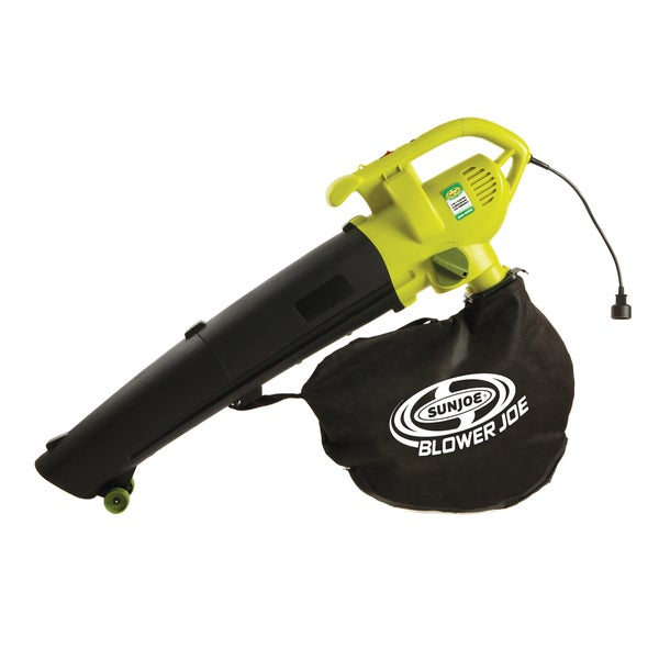 Sun Joe 'Blower Joe' 3-in-1 Electric Blower/ Vacuum/ Leaf Shredder (Refurbished)