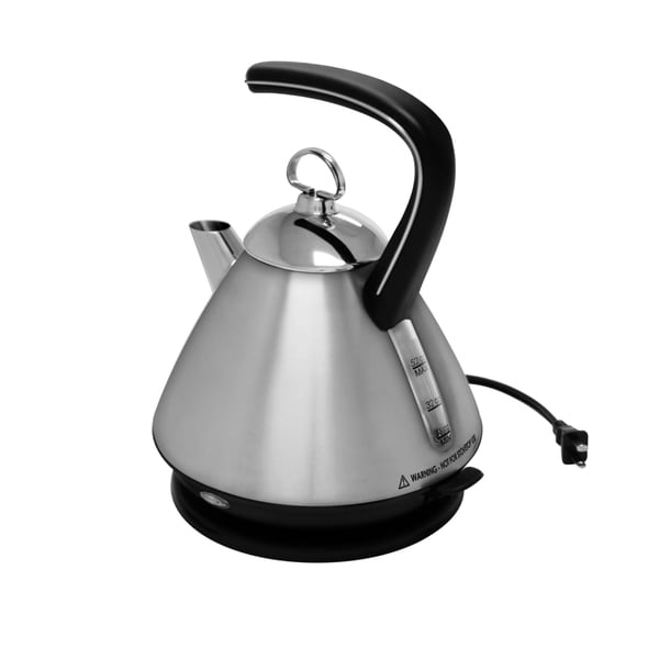 Chantal Ekettle Brushed Stainless Electric Water Kettle