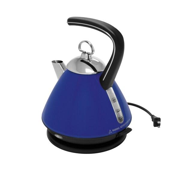 Chantal EL37-01-BI Indigo Blue Ekettle Electric Water Kettle