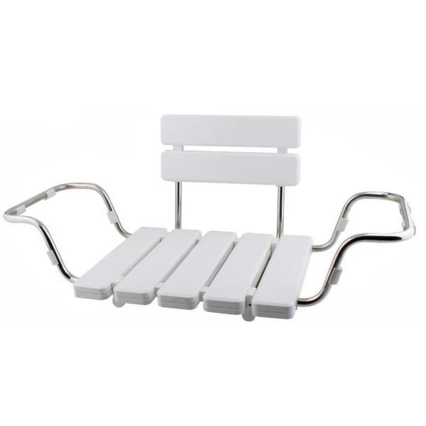 SteamSpa Bathtub Seat with Back Support