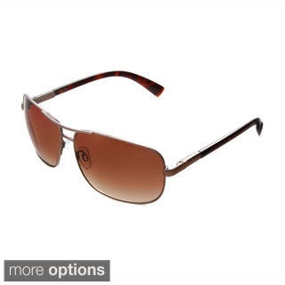 Hot Optix Mens Square Aviator Sunglasses