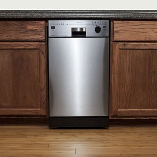 EdgeStar Energy Star Stainless Steel 18-inch Built-in Dishwasher