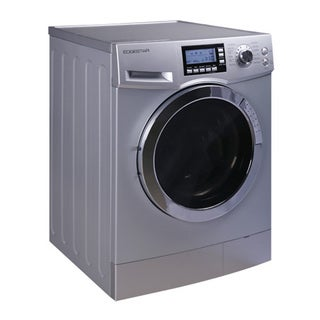 EdgeStar Silver 2.0 Cu. Ft. FastDry Ventless Washer/ Dryer Combo