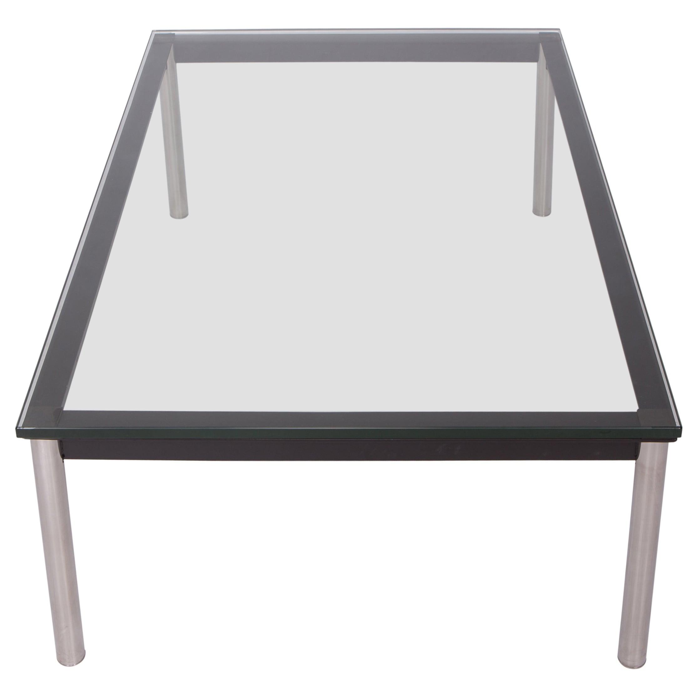 Ramson Rectangular Glass-top Coffee Table