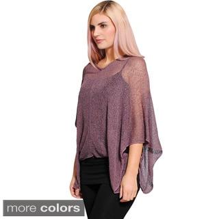 Women's Loose Light-knit Mela Sleeveless Summer Top (Indonesia)