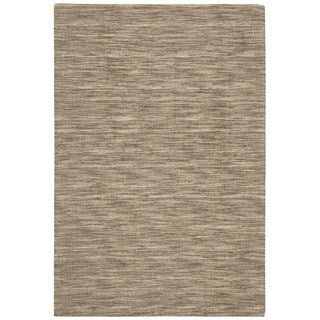 Waverly Grand Suite by Nourison Stone Wool Area Rug (8' x 10'6)