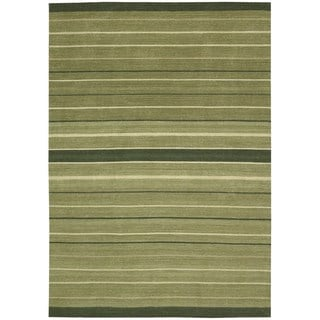 """kathy ireland Home Griot Thyme Rug by Nourison (2'6"""" x 4')"""