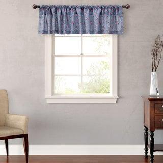 Laura Ashley Selena Floral Window Valance