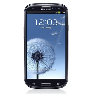 Samsung Galaxy S3 I9305 16GB 4G LTE Unlocked GSM Android Cell Phone - Black
