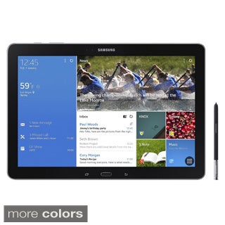 Samsung Galaxy NotePRO12.2 32GB P901 Wi-Fi 3G Android Tablet PC - Black