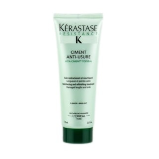 Kerastase Resistance Ciment Anti-usure 2.5-ounce Reinforcing and Refinishing Treatment