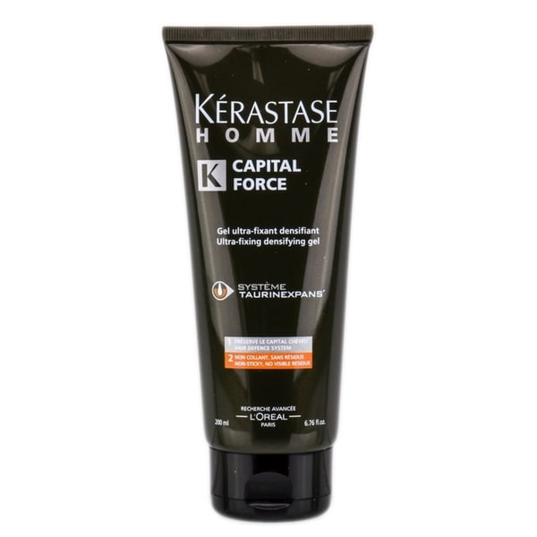 Kerastase Homme Capital Force 6.76-ounce Gel