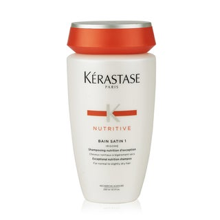 Kerastase 8.5-ounce Nutritive Bain Satin 1 Irisome Shampoo