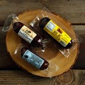 Wild Game Sausage Trio Assortment