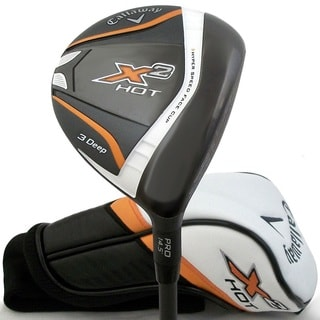 Callaway Men's X2 Hot Deep Fairway Wood