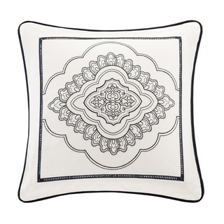 Harbor House Naples Cotton Square Pillow