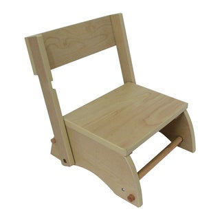 Teamson Windsor Collection Kids Natural Step Stool