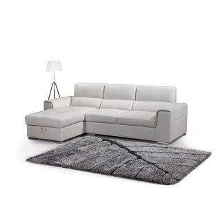 Tisha Sectional Off White